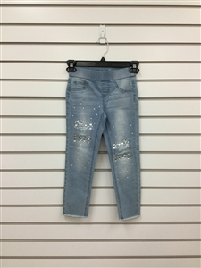 Justice Girl's Denim Jeans
